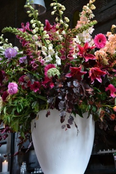 wolterinck event decoration westerliefde huwelijk bloemen westergasfabriek amsterdam