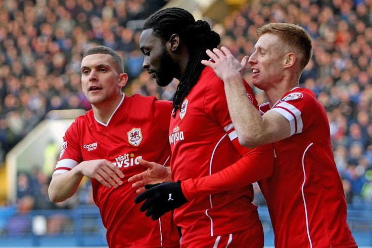 Cardiff City finally pick up a point and it's no surprise Kenwyne Jones was the goal hero - Sian Matheson