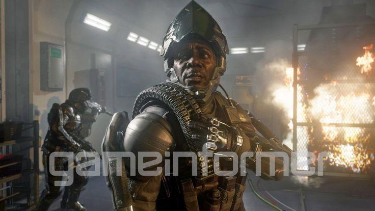 Call of Duty: Advanced Warfare Leaked Trailer