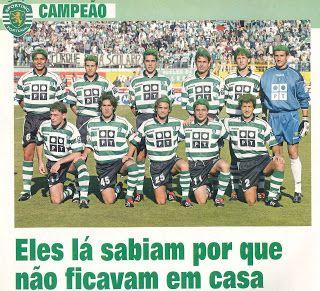 SPORTING 2001-2002                                                                                                                                                                                 Mais