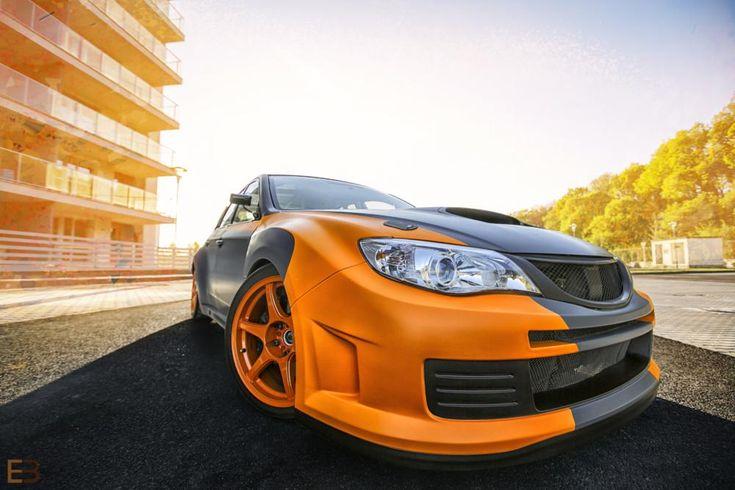 Subaru Impreza by Ervin Boer