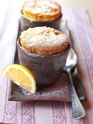 Soufflé au citron : Recette de Soufflé au citron - Marmiton