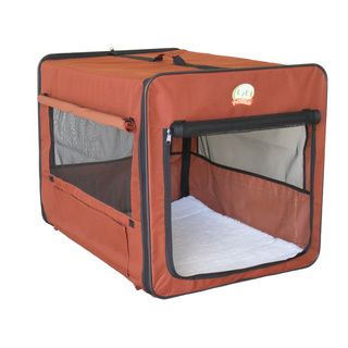 Shop for GoPetClub 32-inch Dog Folding Soft Crate. Get free delivery at Overstock.com - Your Online Crates