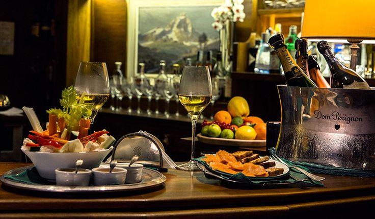 Cucina Gourmet — Hotel hermitage - it Cervinia
