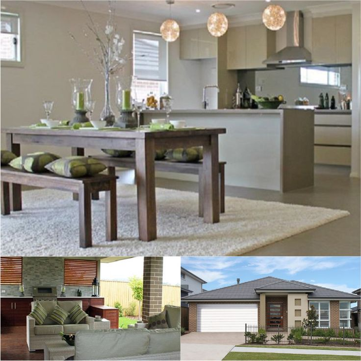 #Build this #homedesign with light filled open areas including family, meals and a well-appointed #kitchen, all looking out to the #outdoor #alfresco from #ProvincialHomes. On display at Camden North ( #GledswoodHills ), on Camden Valley Way! --- #kitchenlife #kitchendesign #kitchens #chefslife #cheflife #kitchenideas #kitcheninspo #kitchenstyle #yourkitchen #relax #relaxing #relaxation #relaxed #relaxin #hometime #chillax #chillaxin #facade #interior #interiordesign #discover #create