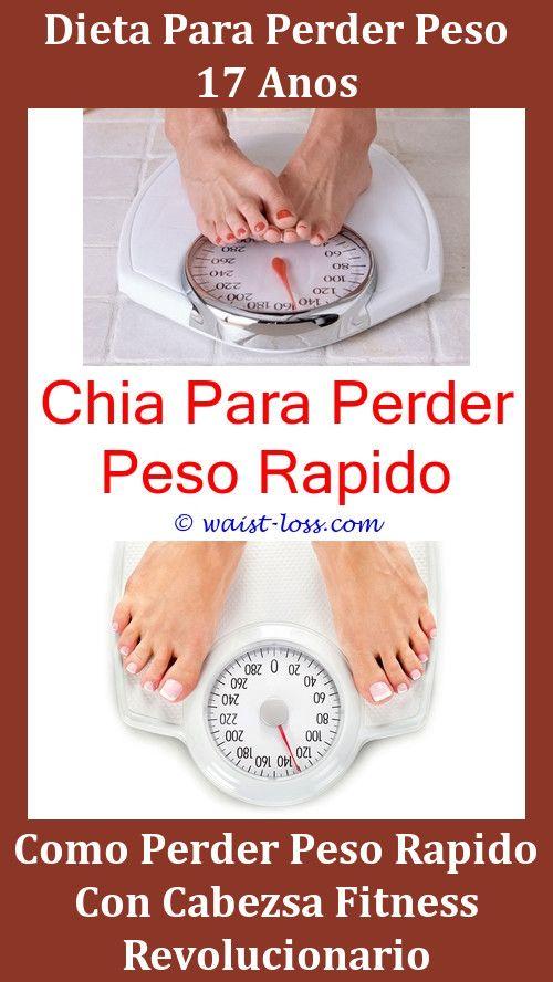 Recomendaciones para perdida de peso