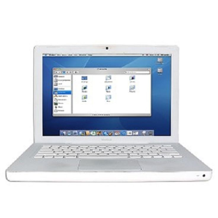 Apple MacBook Core 2 Duo T7400 2.16GHz 2GB 120GB CDRW/DVD 13.3 Notebook AirPort OS X w/Webcam (Mid 2007) - B