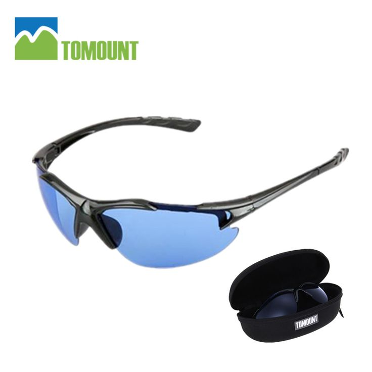 Vélo polarisée lunettes de 4 ou 5 Kit de lentilles, lunettes de soleil UV400 Night Vision vélo (noir/teal, 5 lens kit)