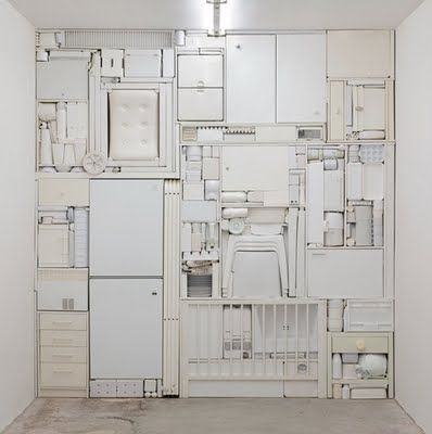 white space, artist michael johansson