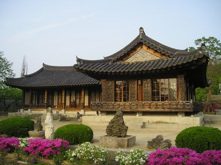 KOREAN TRADITIONAL BUILDING Chungbuk-Cheongwon