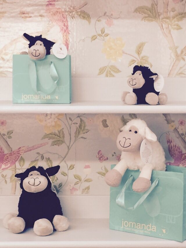 We're loving these adorable furry friends from Jomanda! The perfect stocking filler for children and adults alike!