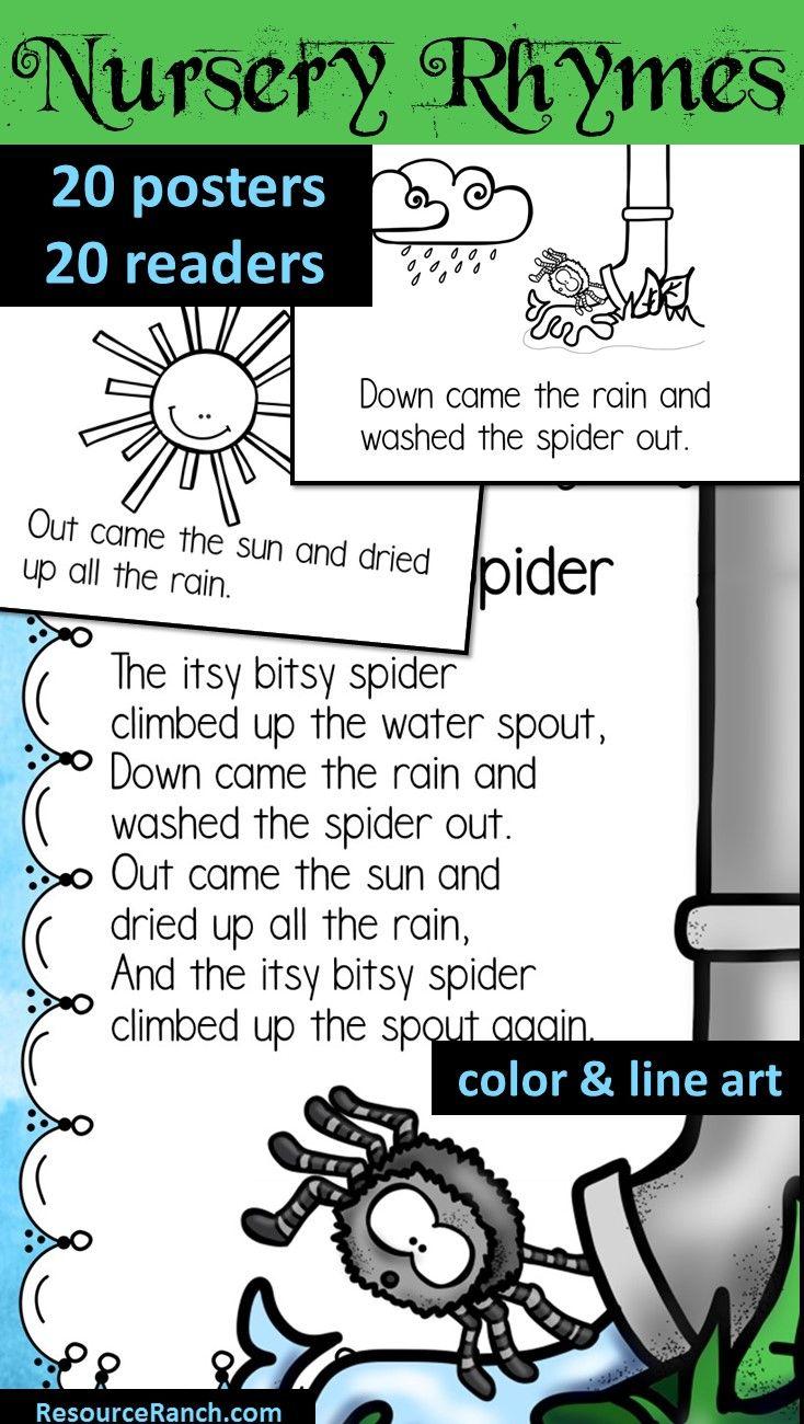 36 best nursery rhymes images on pinterest nursery rhymes