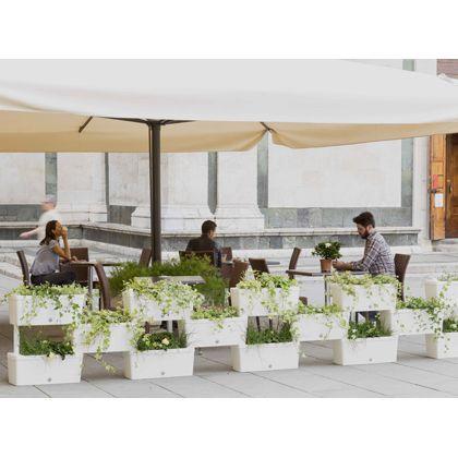 Oltre 25 fantastiche idee su fioriere da giardino su for Idee di estensione a livello diviso