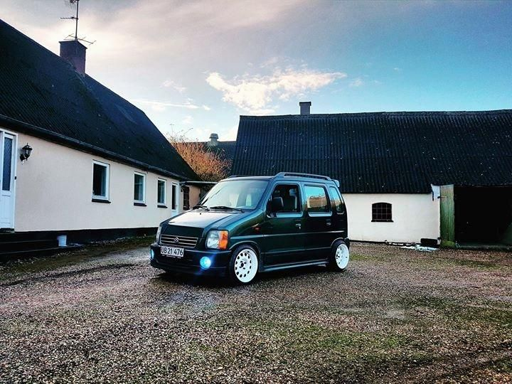 My mate wants to modified his Vauxhall Agila for a laugh, can you give him some inspiration as i'm struggling to find ones that are modified (cos it's such a sick car people are scared to mod it)