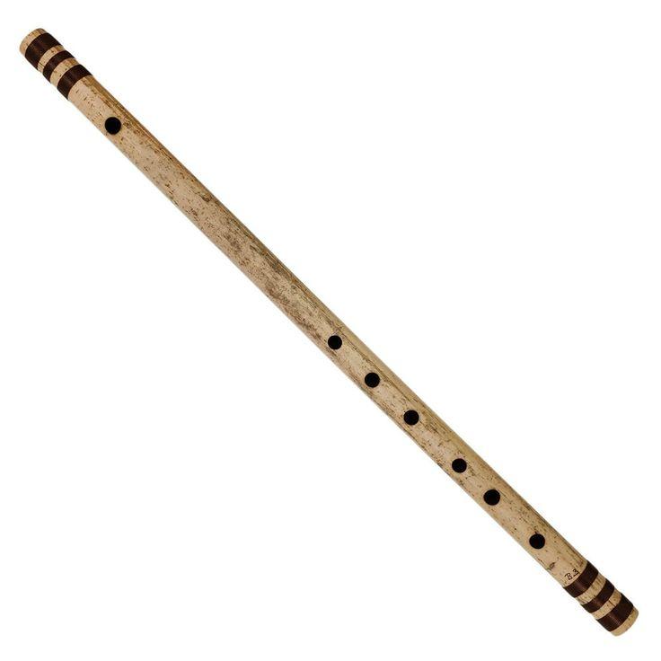 Bansuri Bamboo Flute Transverse Type- Indian Musical Instrument for Professional #ShalinIndia