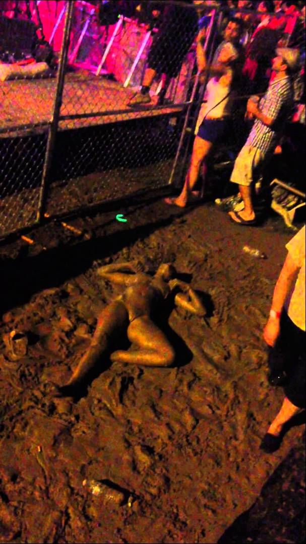 Possibly a mix of Aural, Alcohol, #Drug #High. #partyhard #festival #mud #SUPERHIGH