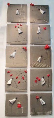 contemporary ceramic vases art by the sea greek contemporary art