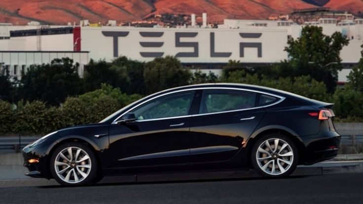 The electric car maker hopes the Model 3, starting at $35,000, will bring mass market interest.