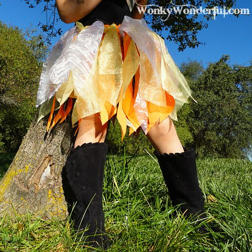 No-Sew tutu. Use the waistband from a pair of your daughter's pants. Uh-May-Zing idea!