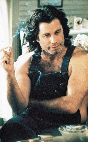 Michael: John Travolta: Movie Star!