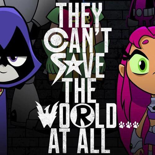 Novo poster de Teen Titans Go! to the Movies faz referencia à Liga da Justiça... ver mais em www.bdcomics.pt #bdcomics #bdcomicspt #teentitans #dccomics