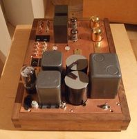 Brooks Audio Western Electric 437A Tube Preamp With Tango Transformers Photo #728346 - Canuck Audio Mart