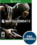 Mortal Kombat X - PRE-Owned - Xbox One