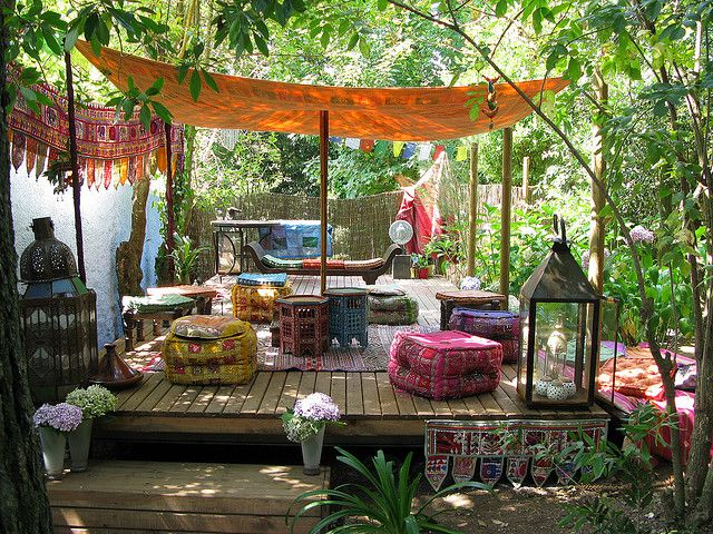 A gypsy sanctuary