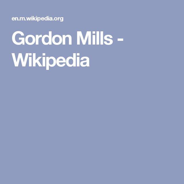 Gordon Mills - Wikipedia