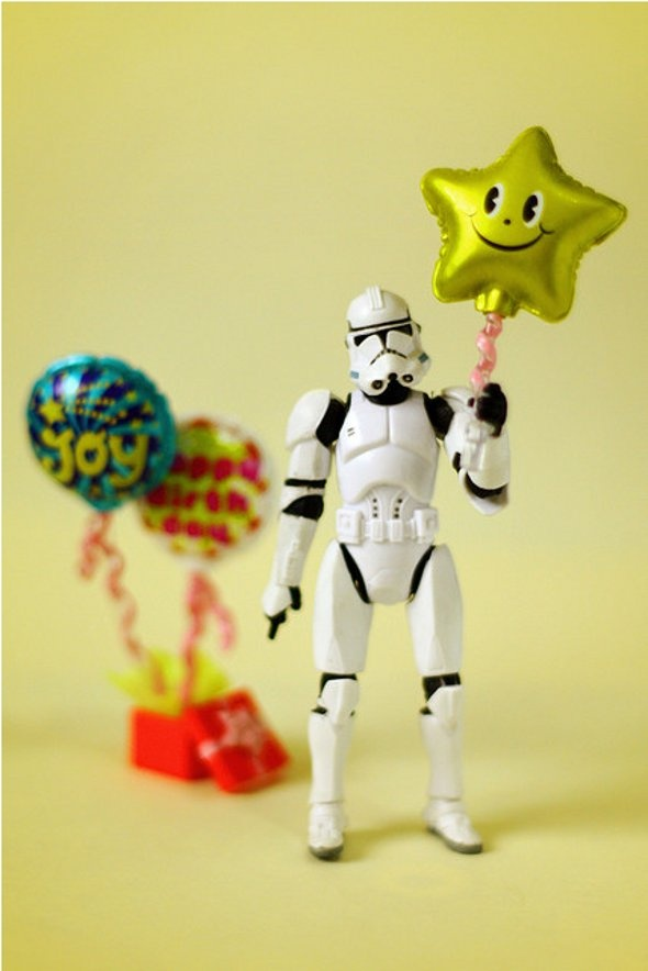 birthday trooper