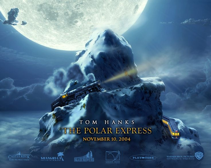 13 best Polar Express images on Pinterest | Christmas time ...