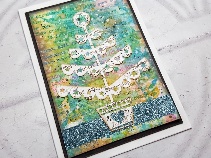 PaperArtsy EAB05 Winter Edition by Chris Dark at PaperArtsy