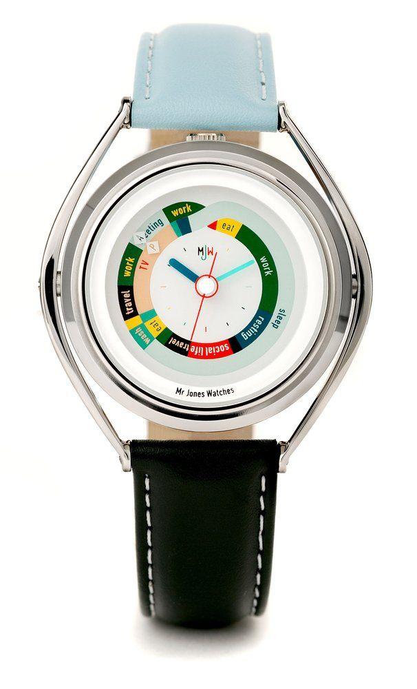 Mr Jones Watches - The Average Day