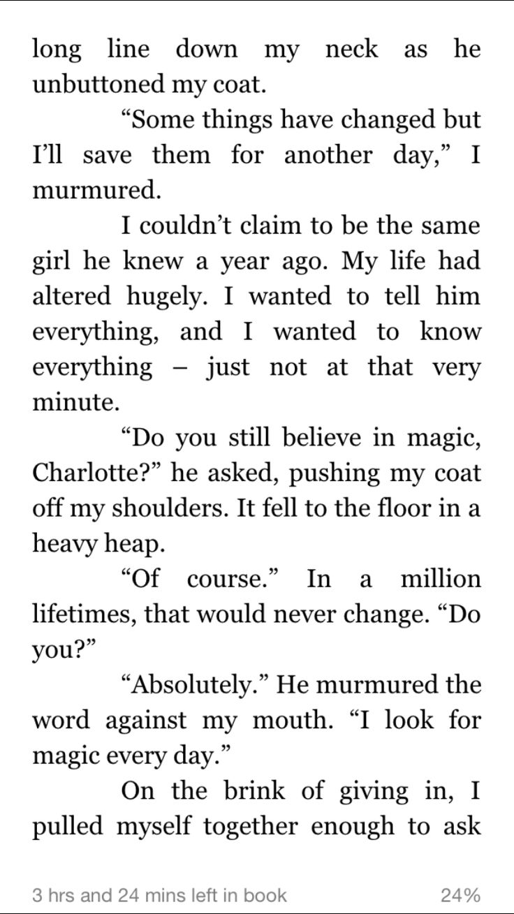 My favourite part of the book