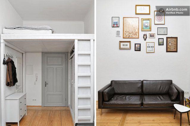 48 best loft bed hochbett images on pinterest. Black Bedroom Furniture Sets. Home Design Ideas
