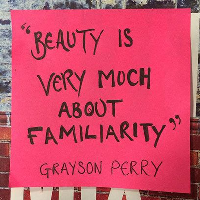 We've picked the best quotes from Grayson Perry's new book. To see the full gallery click on the picture or head to Redonline.co.uk