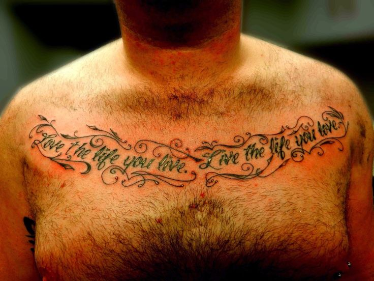 19 Best Writing Tattoos For Men Images On Pinterest