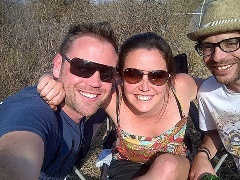 Thank you Student Flights for the incredible Oppikoppi Festival experience!   Photo by: Darryn Lee