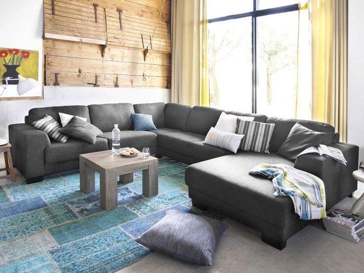 17 beste afbeeldingen over woonkamer op pinterest meubelontwerp grijs en hangende stoelen - Eigentijdse bank ...