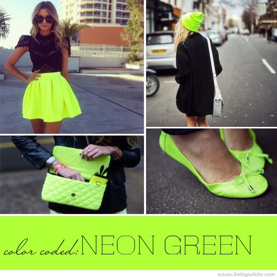 Color Coded: Neon Green | Flights of FancyNeon Outfit, Neon Bright, Style, Favorite Colors, Colors Stories, Colors Coded Neon Green Jpg, Neon Pipe, Neon Colors, Colors Codes