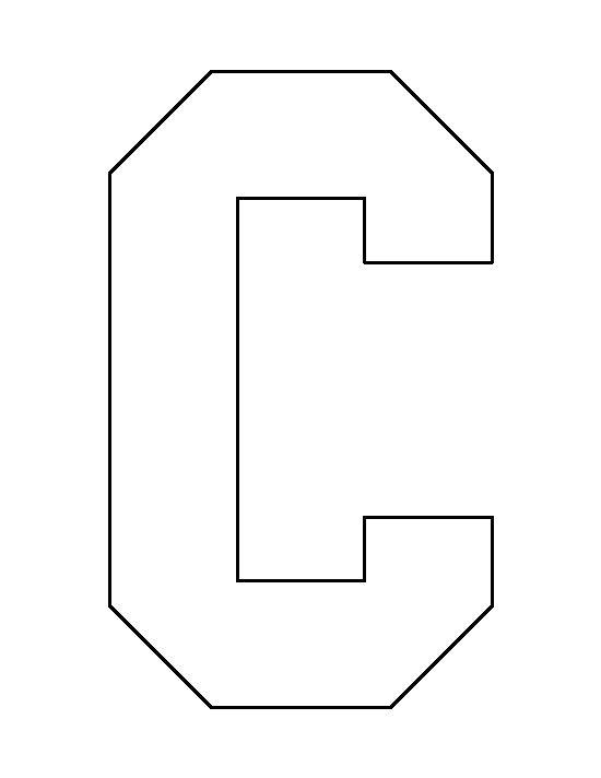 Alphabet Templates For Quilting : 20 best Stencil Letters to Color!!!! images on Pinterest Alphabet letters to print, Appliques ...