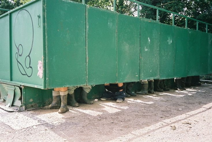 Glastonbury 2014 – Toilets