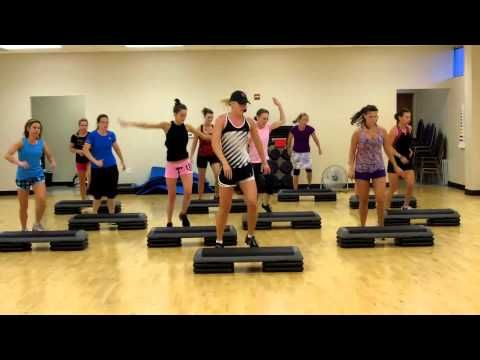 Waco Christi's Super Step 12 - YouTube