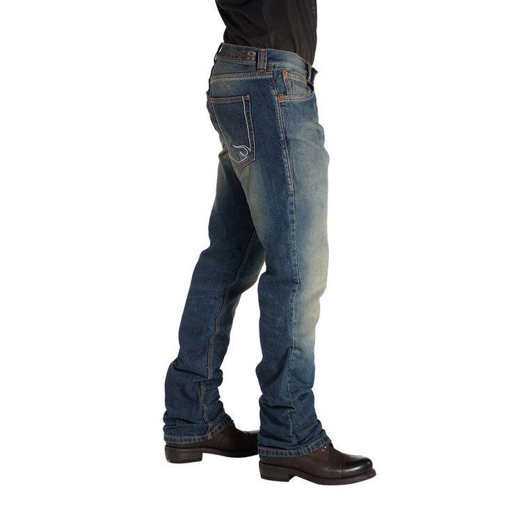 "ROKKER ""Original"" motorbike jeans. Abrasion-resistant fully lined with Schoeller-Dynatec"