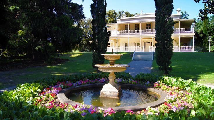 Visited Como House Melbourne