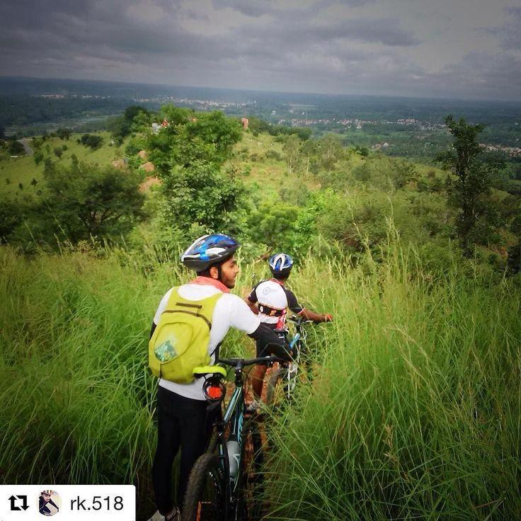 #Repost @rk.518 with @repostapp  Downhills #mtb #scott #cycling #montra #shimano #btwin #dom #downdhills #kom #savefuel #mysuru_photograph #cyclingtour #wheels #fitness #stayfit #passion #nammakarnataka #nammamysuru #longride #ookbye