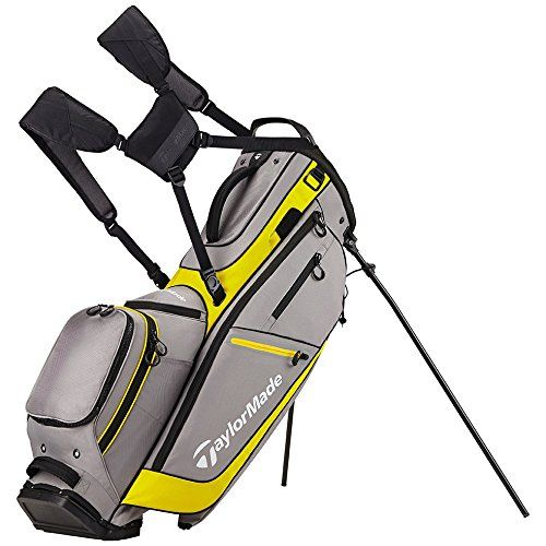 TaylorMade 2017 Flextech Crossover Stand Bag - Golf Truly