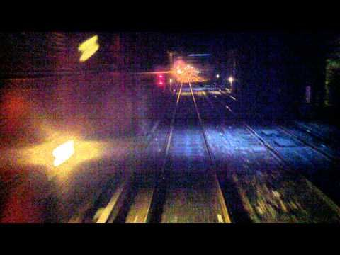 ▶ MTA Metro-North Railroad from Grand Central Station to 125th Street Harlem Station Rear View - YouTube