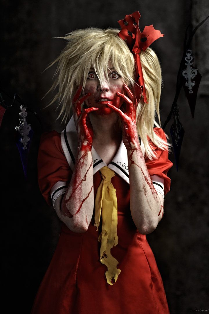 Flandre Scarlet by ~onkami on deviantART