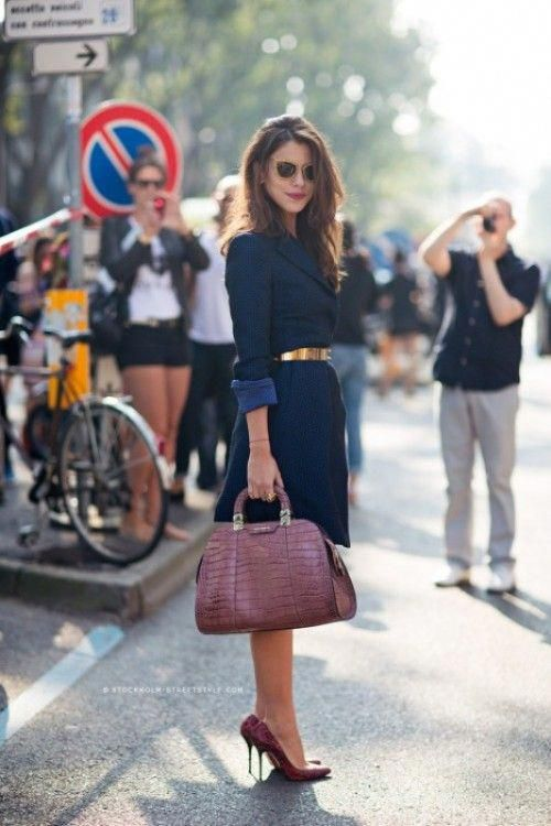 Stylish Outfit Ideas For A Professional Lunch #WomensFashionNightOut
